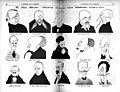 1908-05-08, La Esquella de la Torratxa, El Gay Saber, Galería cómica dels Mestres vius, Bagaria.jpg