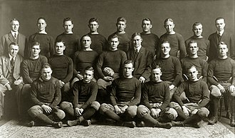 1913 Michigan Wolverines football team - Image: 1913 Michigan Wolverines football team