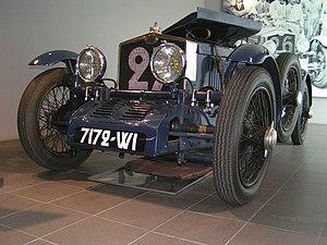 Tracta - Image: 1929Tracta A front