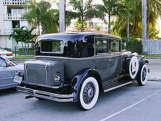 Nash Ambassador - 1931 Nash Eight-90 Ambassador sedan