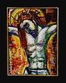 1936 Hans Breinlinger - Dornengekroenter Christus.jpg