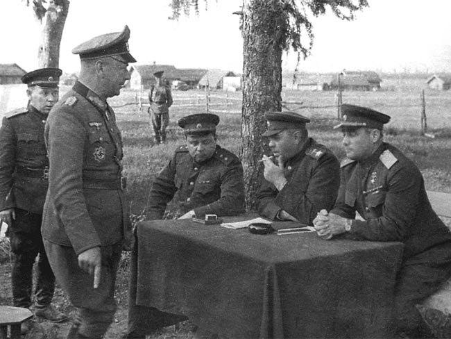 1944 kapitulation witebsk vasilevsky chernyakovski gollwitzer