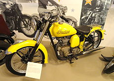 1949 Indian Arrow - Lyman & Merrie Wood Museum of Springfield History - DSC04165.JPG