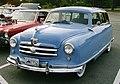 1952 Nash Rambler blue wagon front.jpg