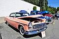 1956 Chrysler Windsor Nassau with hood cracked open 02.jpg