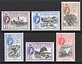 1956 Sierra Leone stamps.jpg