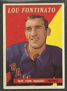 Description de l'image 1958 Topps Lou Fontinato.JPG.