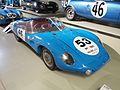 1959 DB Panhard HBR4 Barquette prototype 2cyl 744cc 60hp 190kmh photo 4.JPG
