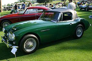Austin-Healey - 1965 Austin-Healey 3000 Mk III