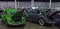 1966 and 1956 Volkswagen Beetle (7452904744).jpg