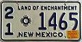 1968 New Mexico license plate.JPG