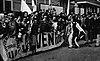 1972–73 European Cup - Újpesti Dózsa v Juventus - Juve's fans at Turin Airport.jpg