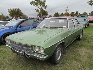 Statesman (automobile) - Chevrolet 350
