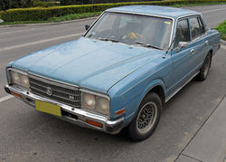 1976-1978 Toyota Crown CS 2600