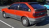1987-1990 Ford Laser (KE) TX3 3-door hatchback 02.jpg