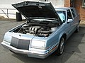 1993 Chrysler Imperial at show.jpg