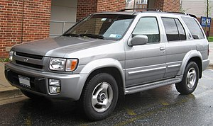 Nissan Pathfinder - 1997–2000 Infiniti QX4