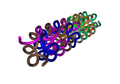 1K6F Crystal Structure Of The Collagen Triple Helix Model Pro- Pro-Gly103 03.png
