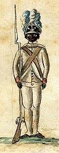 1° Reggimento Rhode Island - Wikipedia