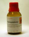 2-Propanol (Isopropylalkohol) Flasche aus Apotheke heller.jpg