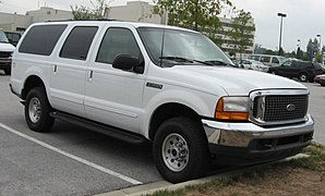 Ford Excursion Xlt