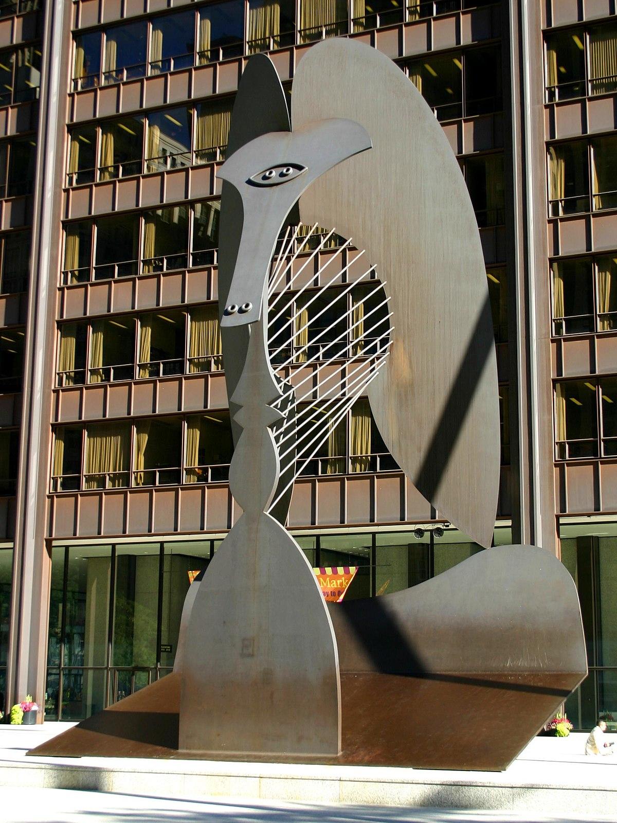 Chicago Picasso - Wikipedia