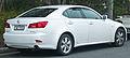 2005-2008 Lexus IS 250 (GSE20R) sedan 07.jpg