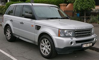 Range Rover - Range Rover Sport (first generation)