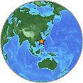 2006Dec26 TaiwanSouth Earthquake USGS-Globe.jpg