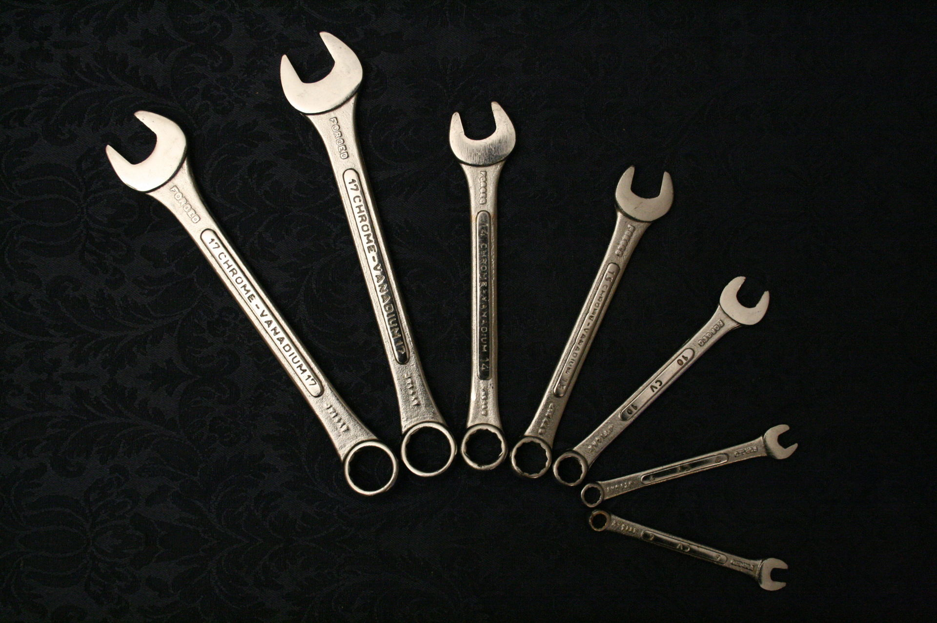 2008 04 14 Chrome Vanadium Wrenches