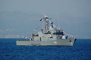Osprey 55-class gunboat