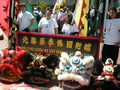 2008 Olympic Torch Relay in SF - Lion dance 01.JPG