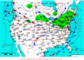 2009-02-12 Surface Weather Map NOAA.png