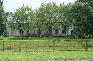 Kąty, Kętrzyn County Village in Warmian-Masurian Voivodeship, Poland