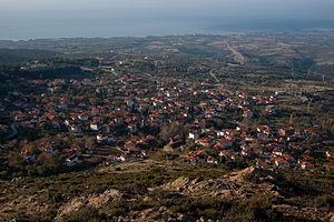 Maroneia - Image: 20091122 Marwneia Rhodope Greece 2
