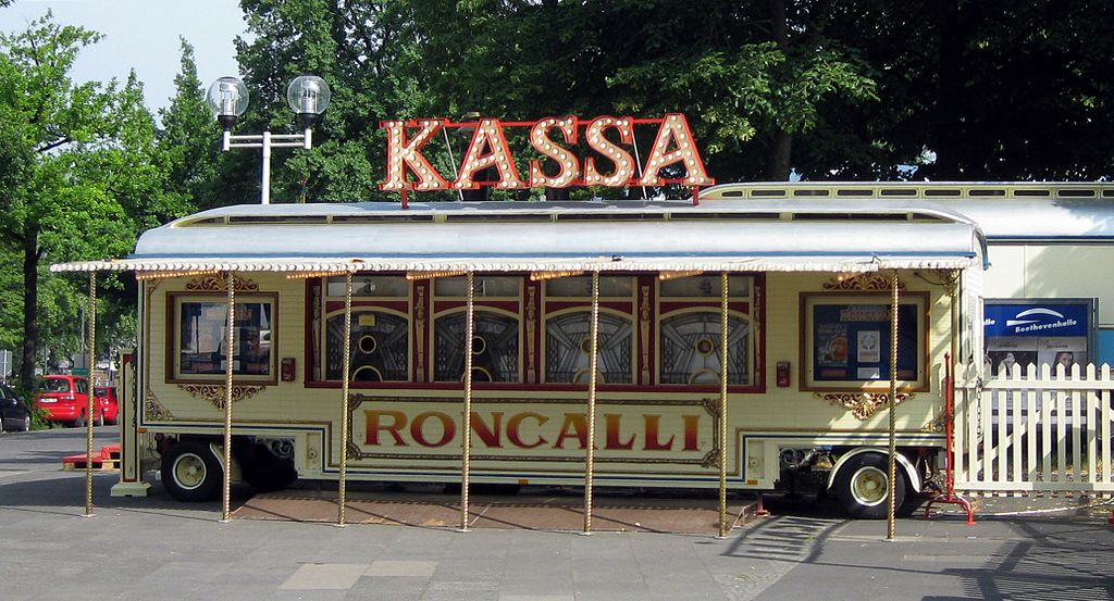 file 2011 05 20 bonn circus roncalli kassawagen jpg wikimedia commons. Black Bedroom Furniture Sets. Home Design Ideas