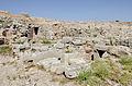 2012 - Roman baths and public building - Ancient Thera - Santorini - Greece - 01.jpg