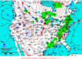 2013-01-16 Surface Weather Map NOAA.png