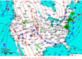 2013-06-14 Surface Weather Map NOAA.png