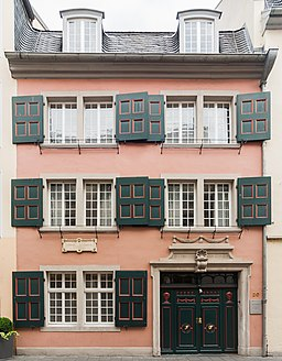 Beethoven-Haus, Bonngasse 20, Bonn (Welterbe in NRW)