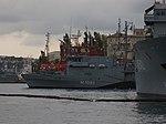2013-08-30 Севастополь. Тральщик M1061 Rottweil ВМС Германии (3).JPG