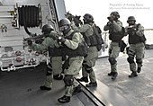 2013.1.18. 해군 특수전전단 Rep. of Korea Navy Underwater Demolition Team (8404331174).jpg