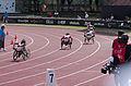2013 IPC Athletics World Championships - 26072013 - Catherine Debrunner of Switzerland during the Women's 400M - T53 second semifinal 18.jpg