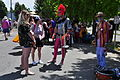 2014 Fremont Solstice parade - The Carnival Band 01 (14324590767).jpg