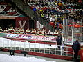 2014 Heritage Classic Player Entrance.jpg