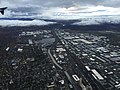 2015-11-03 06 40 05 View east towards Interstate 80 and the city of Sparks, Nevada from an airplane taking off from Reno–Tahoe International Airport.jpg
