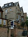 2015 London-Shooters Hill, Brent Road.jpg