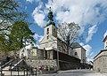 2015 Szczytna, kościół św. Jana Chrzciciela 01.jpg