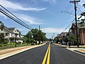 2016-07-20 15 15 41 View south along Maryland State Route 765 (Main Street) just south of Church Street in Prince Frederick, Calvert County, Maryland.jpg