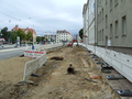 2016-09-18 road works at Berliner Platz (lane at postal office).png